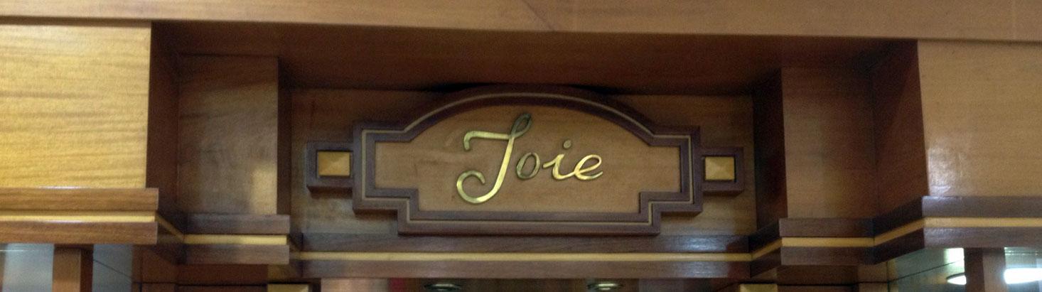 Fachada da Joie