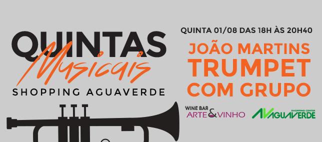 Quintas Musicais - 01/08/2019